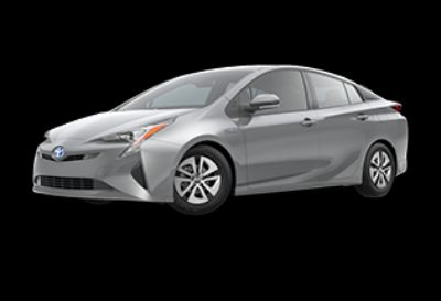 2018 Toyota Prius Two (Classic Silver Metallic)