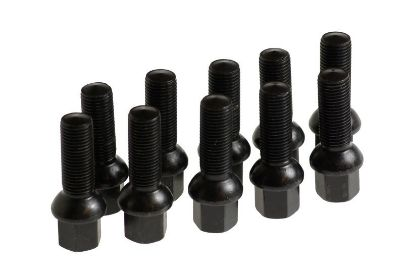 Purchase VW EXTENDED WHEEL BOLTS FULL 8 pc BOLT SET 33mm 12x1.5 BALL seat 17mm head motorcycle in Watertown, Massachusetts, US, for US $15.00