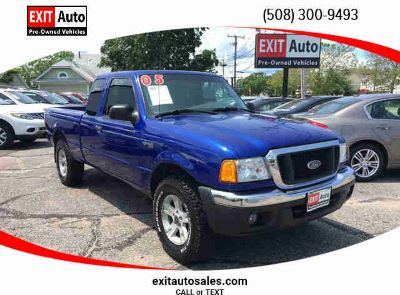 Used 2005 Ford Ranger Super Cab for sale