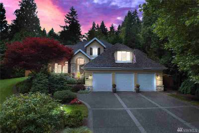 5010 176th St SE Bothell Four BR, Custom NW Craftsman John