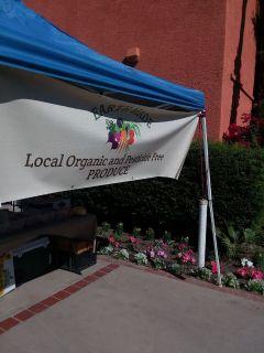 La Posada Farmers market