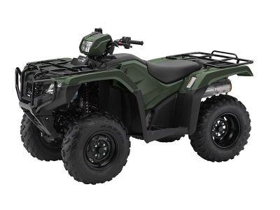 2016 Honda FourTrax Foreman 4x4 ES Power Steering Utility ATVs Crystal Lake, IL