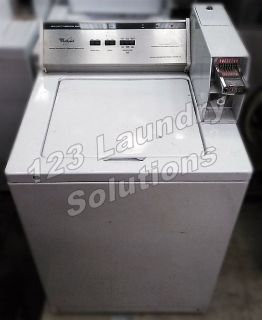 Heavy Duty Whirlpool Top Load Washer 10.0 Amps 120v 60Hz CAM2762RQ0 Use