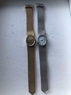 2 Waltham Automatic Watches