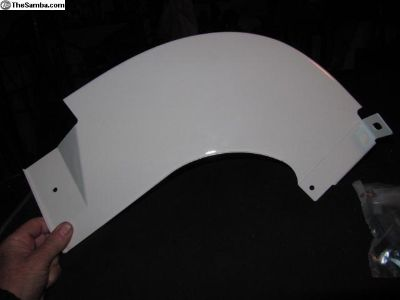 T2 Rear Bumper Splash Pan
