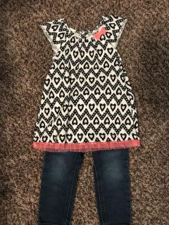 Toddler girl clothing. Message for price of each item