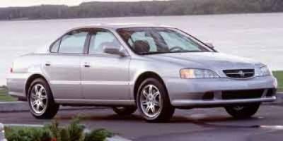 2000 Acura TL 3.2 (White)