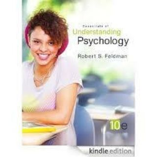 Essentials of Understanding Psychology, 10th Ed. - Robert S. Feldma