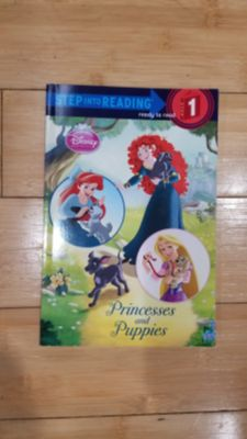 Princess and Puppies reader