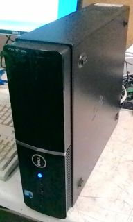 Dell Vostro 220s slim tower, C2D, 4 GB RAM, 320 GB HDD, w7