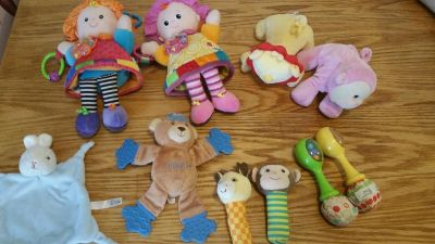 Infant Toys and dolls