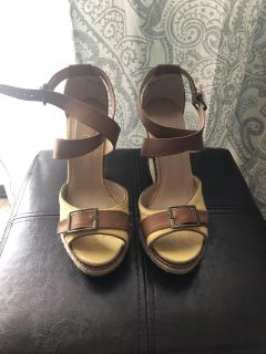 Wedge Shoes From Rue 21 Size 6