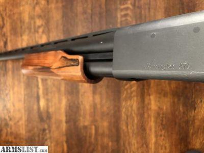 For Sale: Remington 870 12ga