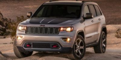 2018 Jeep Grand Cherokee Trailhawk (Granite Crystal Metallic Clearcoat)