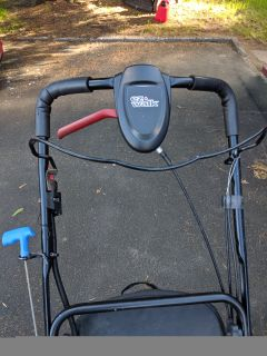 Lawn mower craftsman platinum 7.0