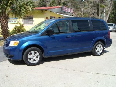 2010 Dodge Grand Caravan Hero (Blue)