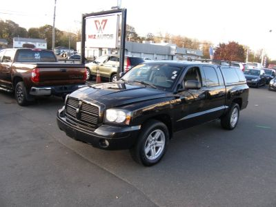 "Used 2007 Dodge Dakota 4WD Quad Cab 131"" SLT, 76,124 miles"