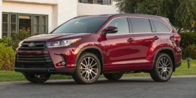 2018 Toyota Highlander Limited Platinum V6 AWD (Midnight Black Metallic)