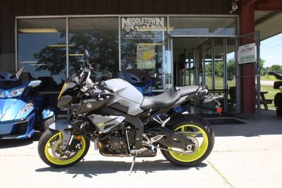 2017 Yamaha FZ-10 Sport Motorcycles Franklin, OH