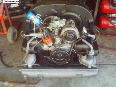 1600 single or dual port engine