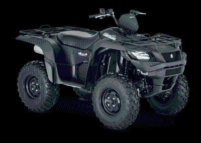 2016 Suzuki KingQuad 750AXi Power Steering Limited Edition Utility ATVs Dansville, NY