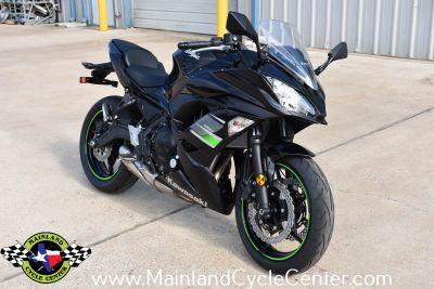 2019 Kawasaki Ninja 650 ABS Sport La Marque, TX