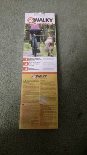New Walky Dog Plus - bike with your dog!