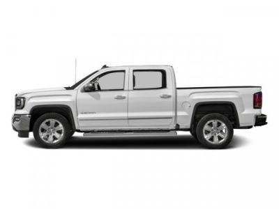 2016 GMC Sierra 1500 SLT (Summit White)