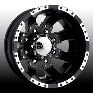 Sell 17x6.5 new dually wheels Matte Black and Machined Ford Dodge and Chevy motorcycle in Corona, California, US, for US $800.00