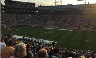 Packers vs Bears-September 9, 2018