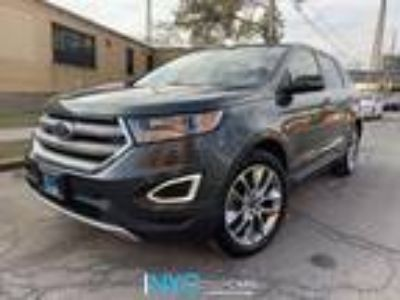 $17880.00 2015 FORD Edge with 37390 miles!