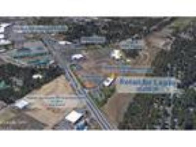 Spokane Retail/Office Land for Sale - 6.62 acres