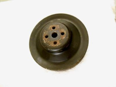Buy Ford 352 390GT 428CJ 427 water pump pulley, 2 groove C8AE-8509-A motorcycle in Sahuarita, Arizona, United States, for US $45.00