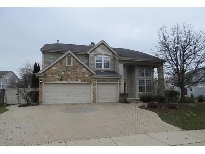 4 Bed 3.5 Bath Foreclosure Property in Palatine, IL 60074 - E Delgado Dr