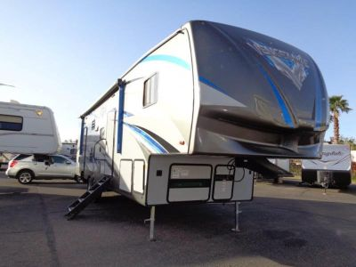2018 Forest River Rv Vengeance 312A