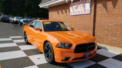 2014 Dodge Charger R/T (Header Orange Clearcoat)