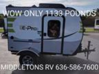 2019 Forest River Flagstaff E-Pro 12RK