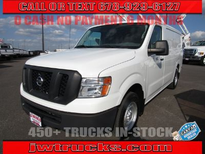 2016 Nissan NV Cargo NV2500 HD S V6 Regular ONLY 173 MILES