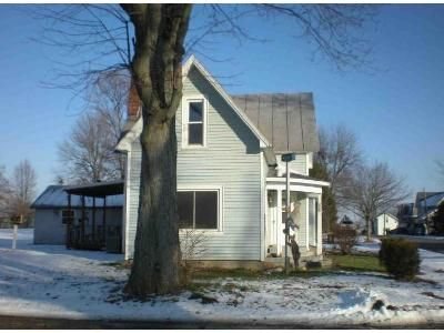 3 Bed 2 Bath Foreclosure Property in Hudson, IN 46747 - N Main St