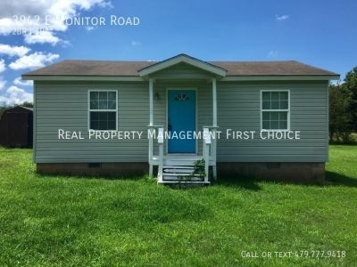 2 Bedroom Home in Springdale for Rent!!