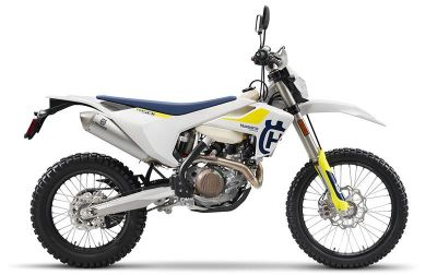 2019 Husqvarna FE 501 Dual Purpose Motorcycles Orange, CA