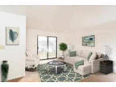 Penbrooke Meadows Apartments & Townhomes - Two BR, One BA Townhome 810 sq.