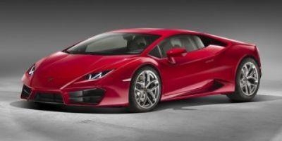 2017 Lamborghini Huracan LP580-2 (Arancio Borealis Pearl Effect)