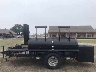 Used 2006 Warren Custom BBQ Pit for sale