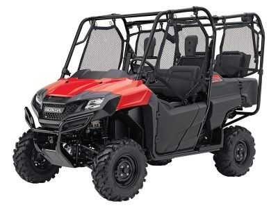 2016 Honda Pioneer 700-4 Side x Side Utility Vehicles Spokane, WA