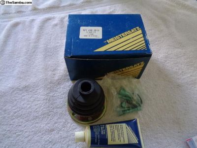 NOS Bug Type 3 Axle Boot Repair Kit 321498201A