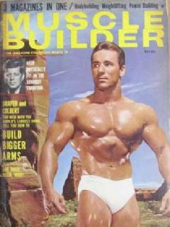 Muscle Builder Magazine