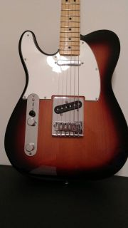 Mexican telecaster 2018- lefty