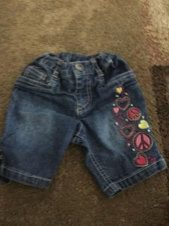 Arizona 2t jean shorts - ppu (near old chemstrand & 29) or PU @ the Marcus Pointe Thrift Store (on W st.)