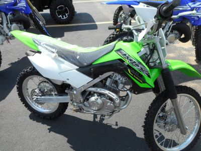 2019 Kawasaki KLX 140L Competition/Off Road Motorcycles Belvidere, IL